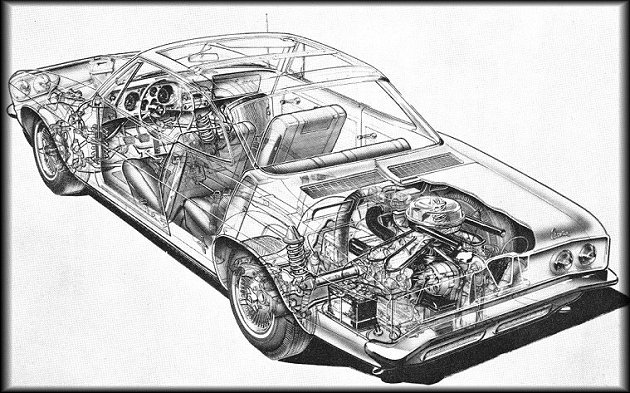 Corsa Cutaway on 1960 Chevy Wiring Diagram