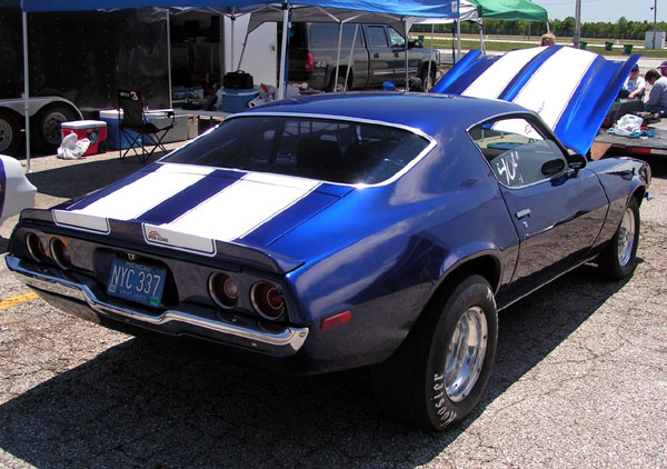1970 Camaro Pro Street. Michigan, 1970 Camaro Z28